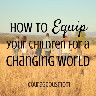 equip your children