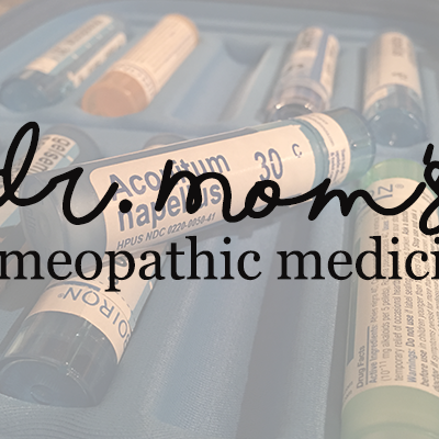 Dr. Mom's Homeopathic Medicines